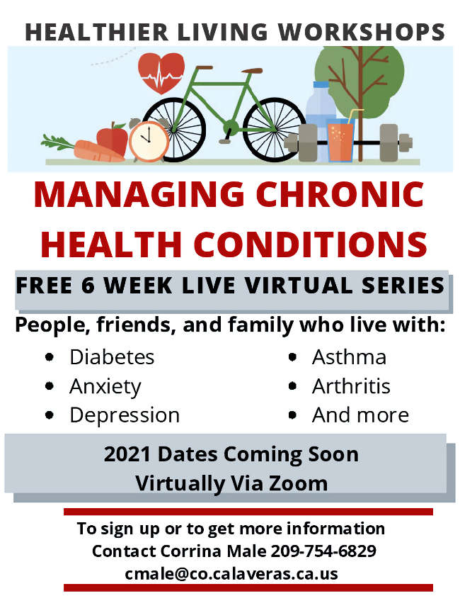 Managing Chronic Health Info