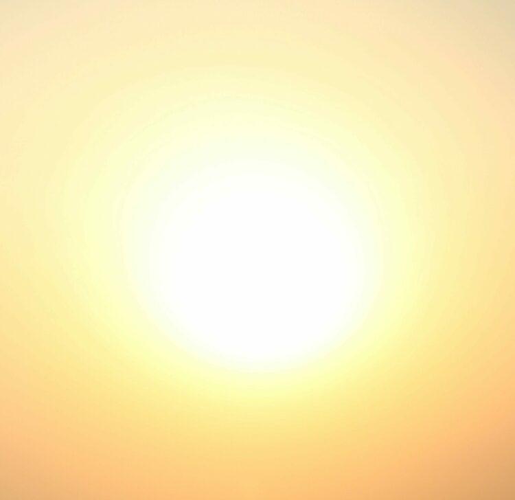 Hot Sun Shinning